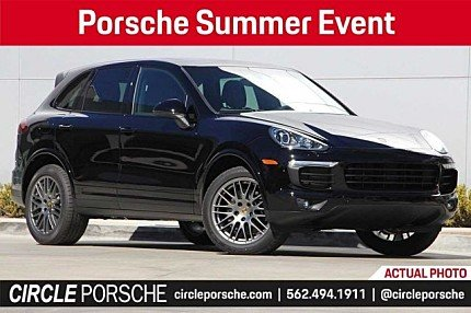 2018 Porsche Cayenne for sale 100955521