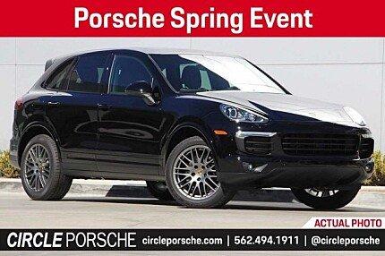 2018 Porsche Cayenne for sale 100955521