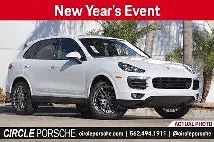 2018 Porsche Cayenne for sale 100955525