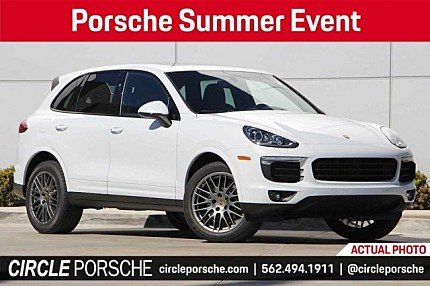 2018 Porsche Cayenne for sale 100955528
