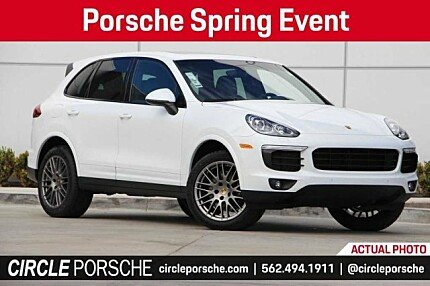2018 Porsche Cayenne for sale 100955532