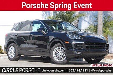 2018 Porsche Cayenne for sale 100955544