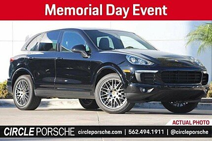 2018 Porsche Cayenne for sale 100955549