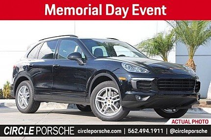2018 Porsche Cayenne for sale 100955553