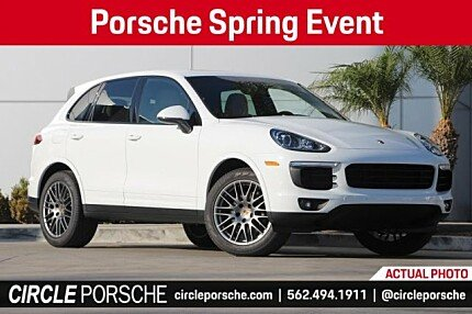 2018 Porsche Cayenne for sale 100955558