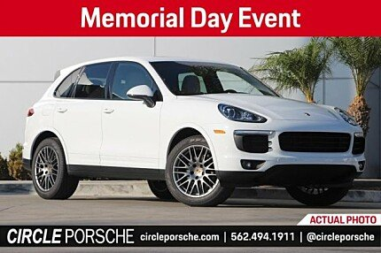 2018 Porsche Cayenne for sale 100955558