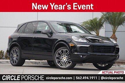 2018 Porsche Cayenne for sale 100955560