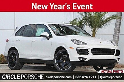 2018 Porsche Cayenne for sale 100955576