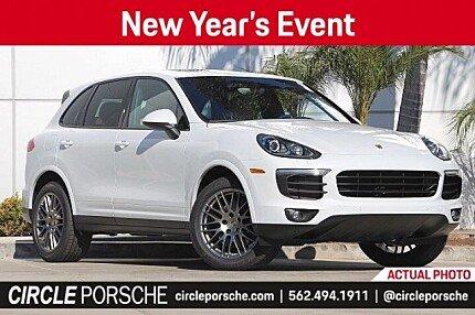2018 Porsche Cayenne for sale 100955578