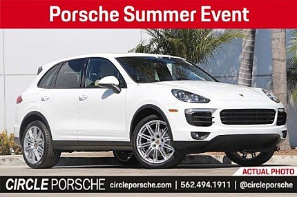 2018 Porsche Cayenne for sale 100959056