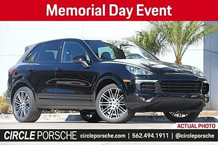 2018 Porsche Cayenne for sale 100959583