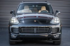 2018 Porsche Cayenne for sale 100967144