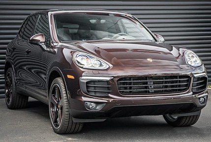 2018 Porsche Cayenne for sale 100967155