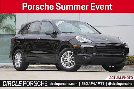 2018 Porsche Cayenne for sale 100981969