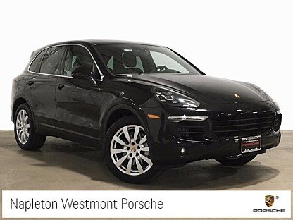 2018 Porsche Cayenne for sale 100989569