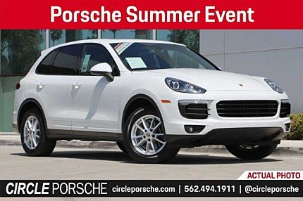 2018 Porsche Cayenne for sale 100990240