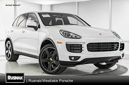 2018 Porsche Cayenne for sale 100990369