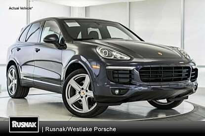 2018 Porsche Cayenne for sale 100991127