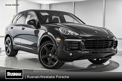 2018 Porsche Cayenne for sale 100991505