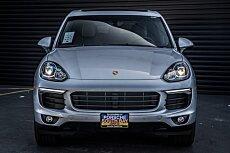 2018 Porsche Cayenne for sale 100991720