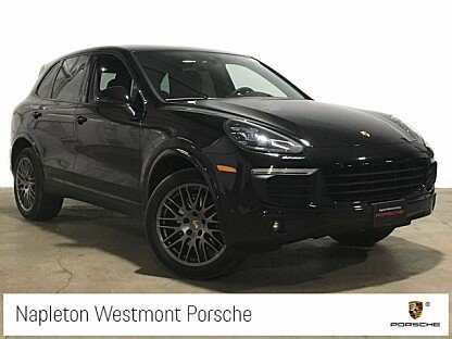 2018 Porsche Cayenne for sale 100995445