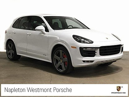 2018 Porsche Cayenne GTS for sale 101000148