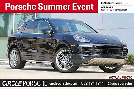 2018 Porsche Cayenne for sale 101008198