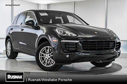 2018 Porsche Cayenne for sale 101011435