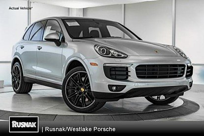 2018 Porsche Cayenne for sale 101011438
