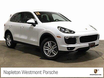 2018 Porsche Cayenne for sale 101037505