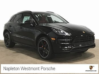 2018 Porsche Macan Turbo for sale 100952368
