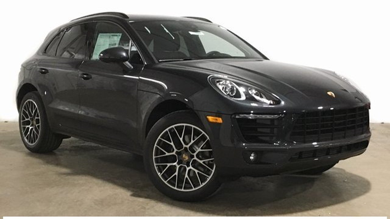 2018 Porsche Macan for sale 100953072