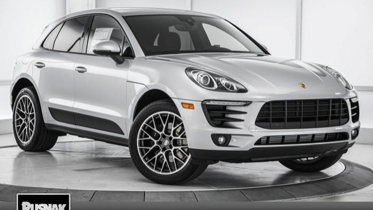 2018 Porsche Macan for sale 100960896