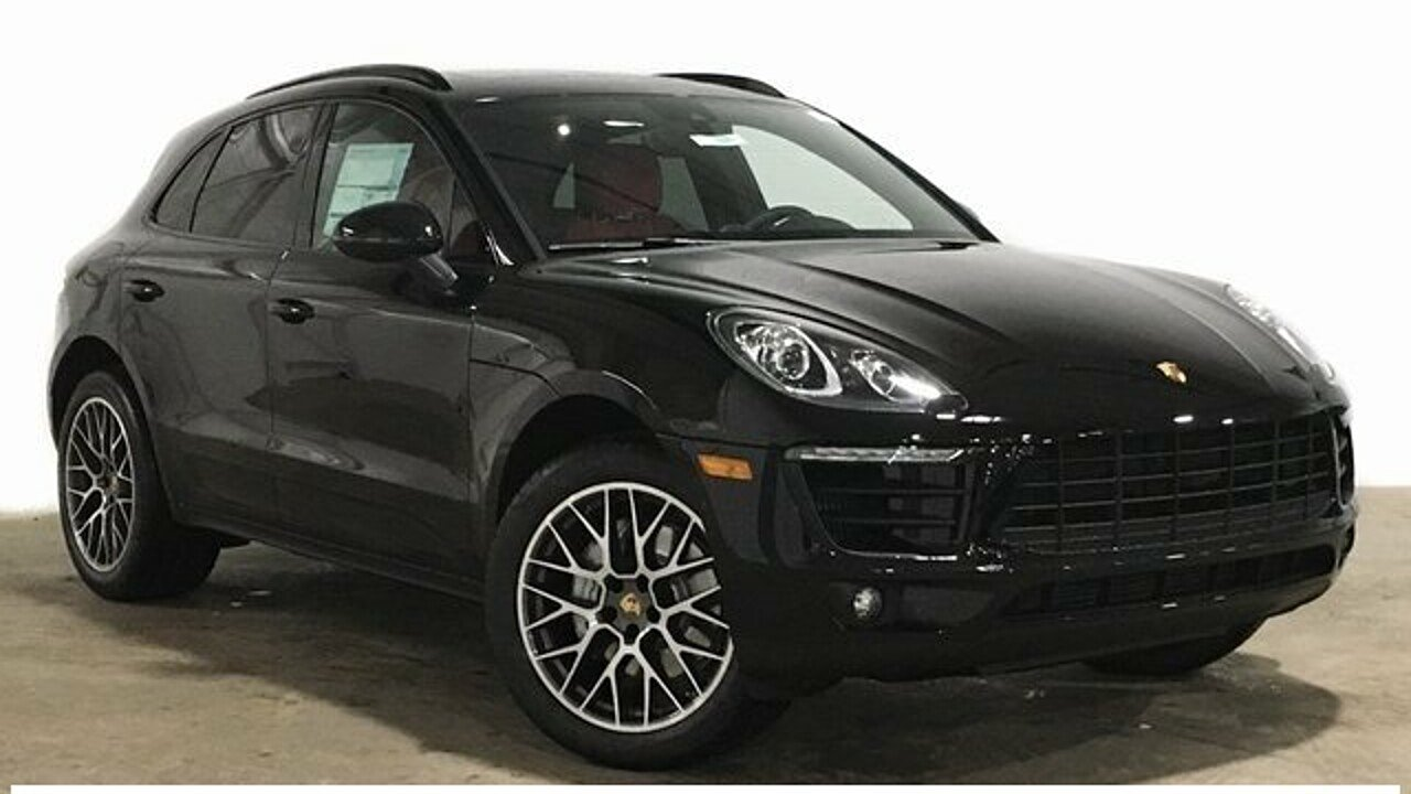 2018 Porsche Macan S for sale 100961071