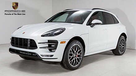 2018 Porsche Macan Turbo for sale 100894505