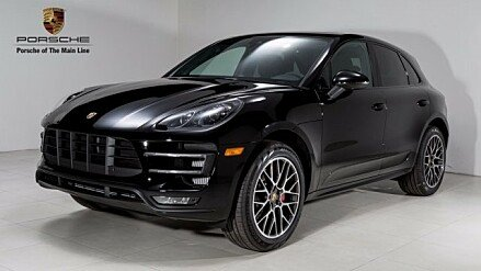 2018 Porsche Macan Turbo for sale 100895619