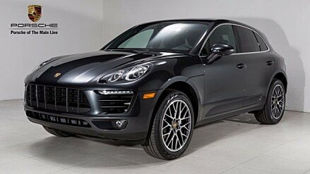 2018 Porsche Macan S for sale 100913040