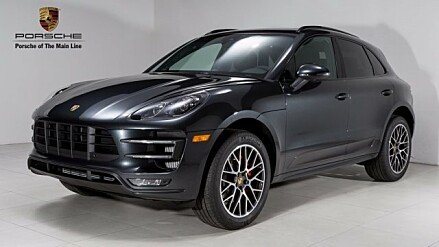 2018 Porsche Macan Turbo for sale 100915344