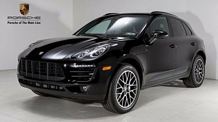 2018 Porsche Macan S for sale 100922689