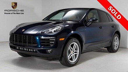2018 Porsche Macan for sale 100926184
