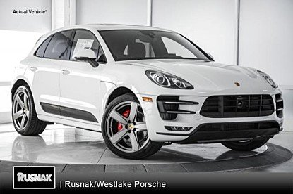 2018 Porsche Macan Turbo for sale 100943346