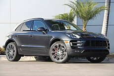 2018 Porsche Macan Turbo for sale 100955557