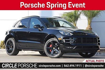 2018 Porsche Macan Turbo for sale 100955564