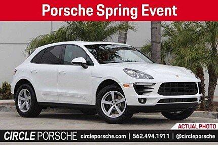 2018 Porsche Macan for sale 100962094