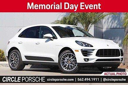 2018 Porsche Macan S for sale 100962098