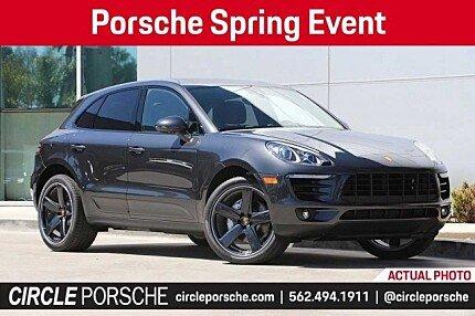 2018 Porsche Macan S for sale 100967734
