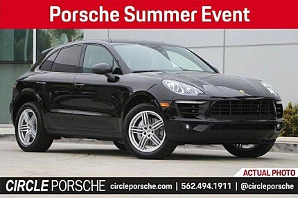 2018 Porsche Macan S for sale 100973400