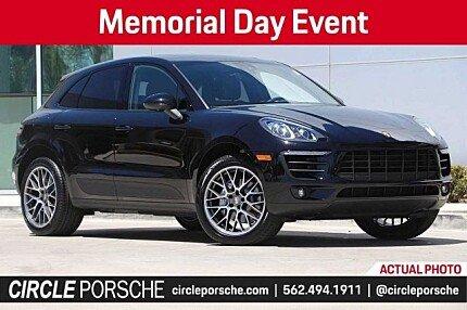 2018 Porsche Macan S for sale 100977465