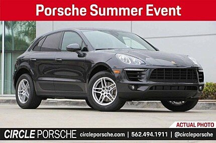 2018 Porsche Macan for sale 100983292