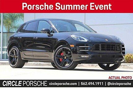 2018 Porsche Macan Turbo for sale 100993893